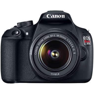 Canon EOS Rebel T5 DSLR Camera