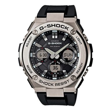 Casio G-Shock Stainless Steel Solar Watch
