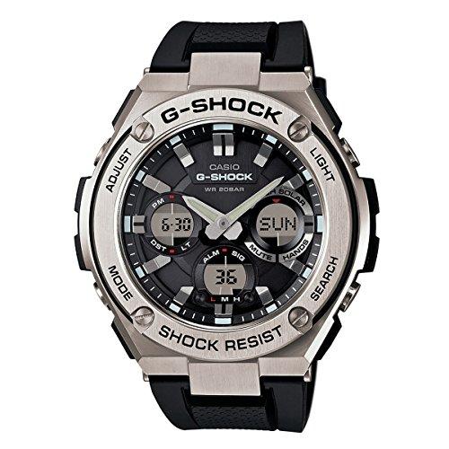Casio G-Shock Stainless Steel Solar Watch