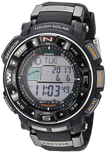 Casio Pro Trek PRW2500R Solar Watch