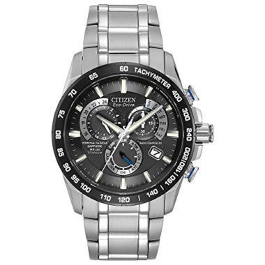 Citizen Eco-Drive Titanium Solar Watch