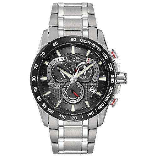 Citizen Perpetual Chrono Solar Watch