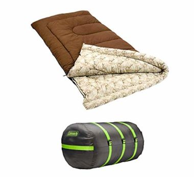 Coleman Big & Tall Rectangular Sleeping Bag