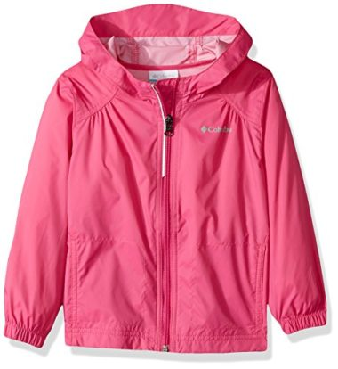 Columbia Girl's Switchback Kid's Rain Jacket