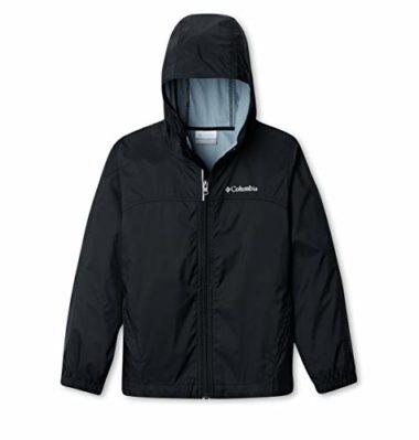 Columbia Boy's Kid's Rain Jacket