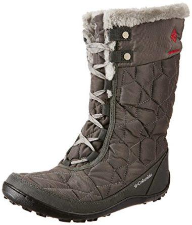Columbia Minx II Omni-Heat Winter Boots For Women