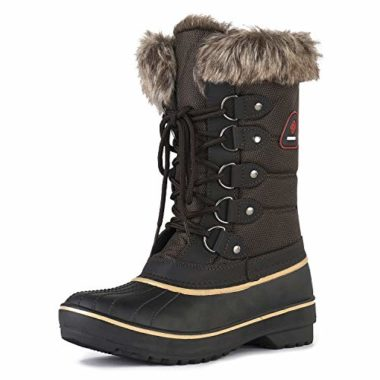 Dream Pairs Faux Fur Winter Boots For Women