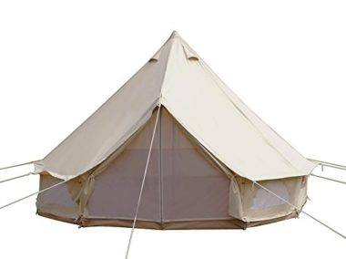 Dream House Luxury Canvas Tent
