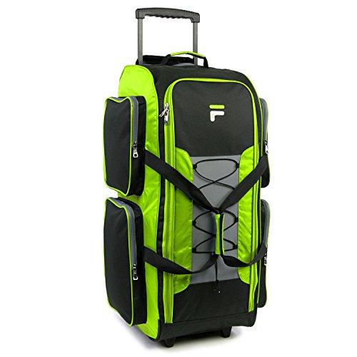 Fila Wheeled Duffel Bag