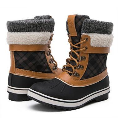 Globalwin Waterproof Winter Boots For Women