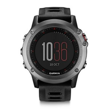 Garmin Fenix 3 HR Watch For Skiing