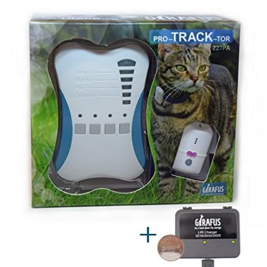 Girafus RF Finder GPS Tracker For Dogs