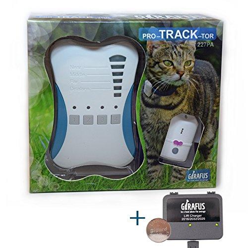 Girafus RF Finder GPS Tracker For Dogs