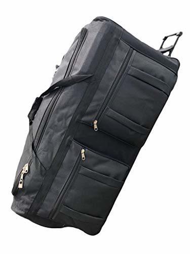 Gothamite Wheeled Duffel Bag