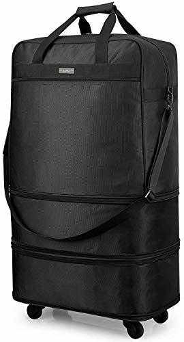 Hanke Expandable Wheeled Duffel Bag