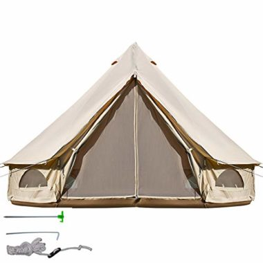 Happybuy Yurt Canvas Tent