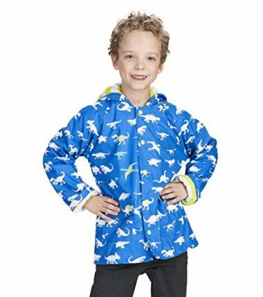 Hatley Boy's Printed Kid's Rain Jacket