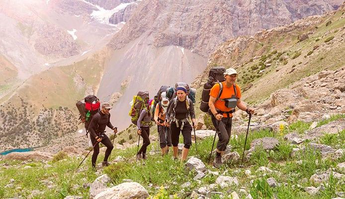 Hiking_The_Wonderland_Trail_In_Washington