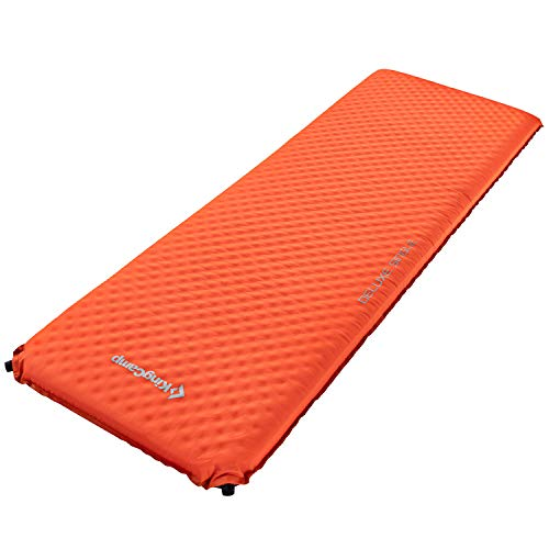 KingCamp Deluxe Series Sleeping pad For Side Sleepers