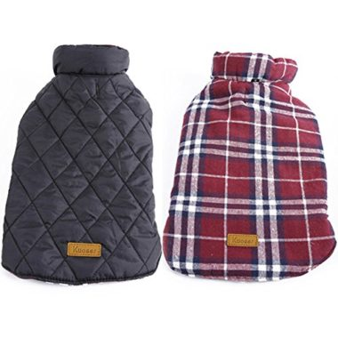 Kuoser Cozy Winter Dog Coat