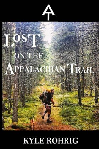 Lost On The Appalachian Trail Hiking Book