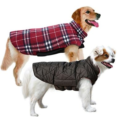 MIGOHI Reversible Dog Coat