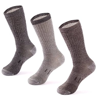 MERIWOOL Merino Midweight Summer Hiking Socks