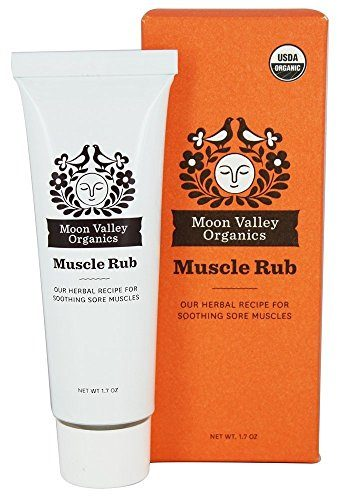 Moon Valley Organics Muscle Rub