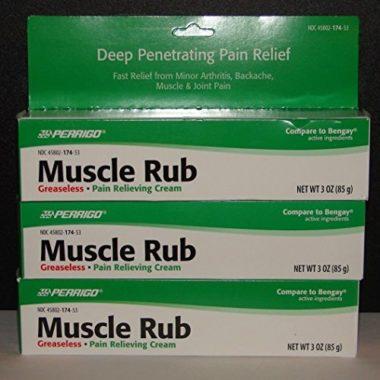 Perrigo Muscle Rub