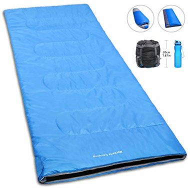 Norsens Warm Weather Rectangular Sleeping Bag