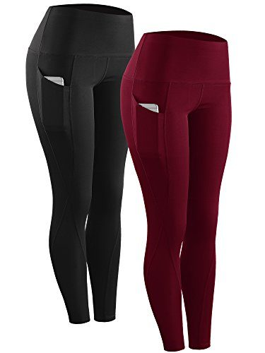 Neleus High Waist Workout Hiking Leggings