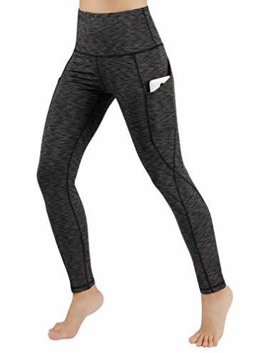 ODODOS High Waist Control Hiking Leggings