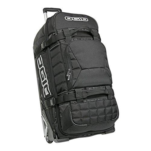 Ogio Rig Stealth Wheeled Duffel Bag