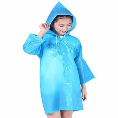 Luckyiren Slicker Kid's Rain Jacket