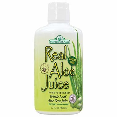 Miracle of Aloe Pure Aloe Vera Juice