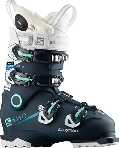 SALOMON X Pro 80 Custom Heat Connect Women Ski Boots