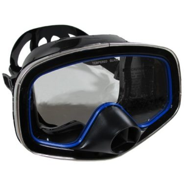 Scuba Choice Classic Scuba Mask With Purge Valve