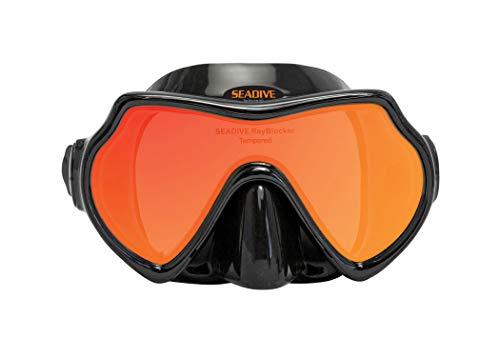 SeaDive Eagleye RayBlocker Scuba Mask With Purge Valve
