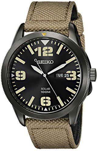 Seiko SNE331Sport Solar Watch