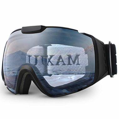 Juli Anti-Fog Double Lens Ski Goggles