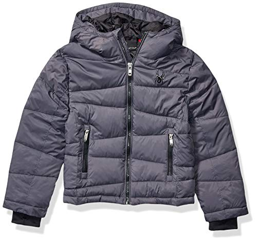 Spyder Big Boys Water Resistant Down Jacket For Kids