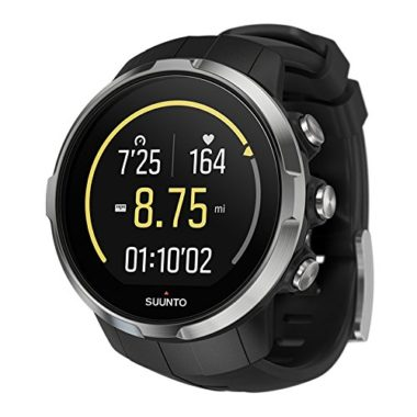 SUUNTO Spartan Sport HR Watch For Skiing
