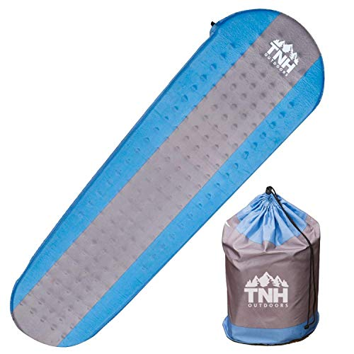 TNH Outdoors Premium Sleeping Pad For Side Sleepers
