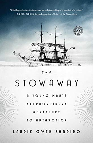 The Stowaway: Antarctica Book