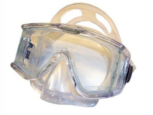 Typhoon Panoramic Scuba Mask With Purge Valve