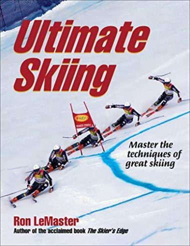 Ron LeMaster Ultimate Skiing Book