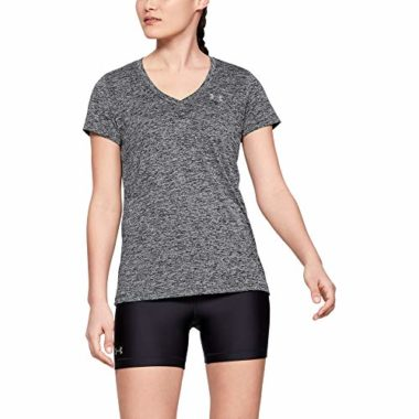 Under Armour Tech V-Neck Twist Hiking Shirt For Women