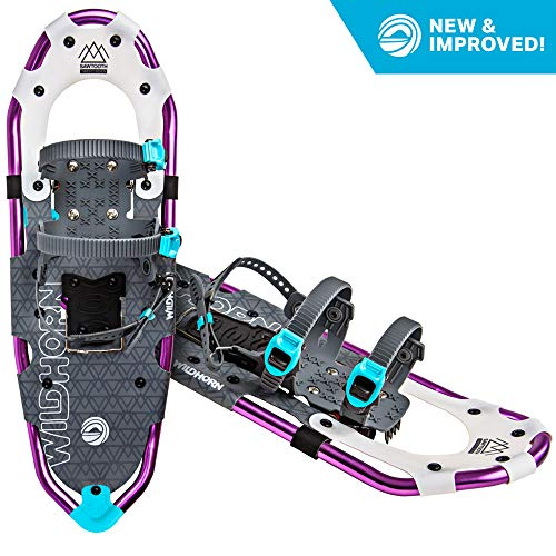 WildHorn Outfitters Sawtooth Snowshoes For Women