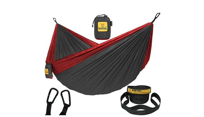 Wise Owl DoubleOwl Hammock Review
