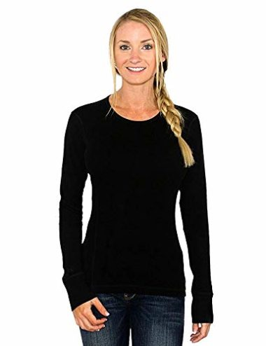 Woolx  Hannah Midweight Base Layer For Women